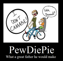 PewDiePie Motivational by sjsaberfan
