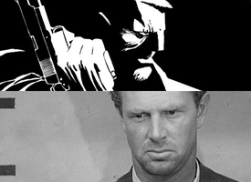 Noir Sin City Recast - Sterling Hayden as Marv by AtomTastic
