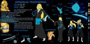 Amadalia Moonsong ( Ref Sheet 2012 ) by Amadalia