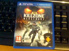 Killzone on Vita FTW! by smithandcompanytoons