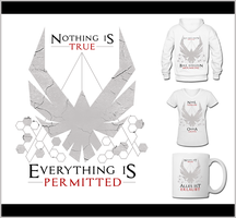 Nothing is True, Everything is Permitted by NicoNicoNito