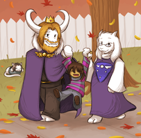 [UNDERTALE SPOILERS?] Not a bad deal at all by zarla