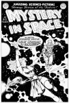 Mystery in Space no. 1 by Devilpig