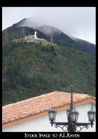 Bogota Mountain by Fiverstock