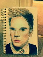 Patrick Stump by PEACHROS3