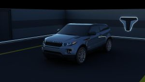 Range Rover Evoque by AdamJCross