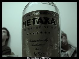 The Real Power of Metaxa by r3akc3