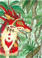 ACEO Redwall151 by Woodswallow