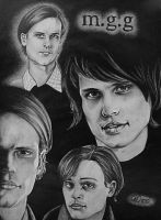 Matthew Gray Gubler by MsZVG