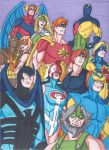 The Squadron Supreme by RobertMacQuarrie1