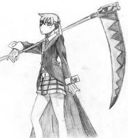 Maka Albarn by MoonlitSoulWolf