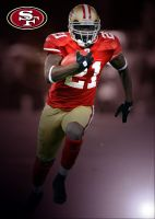 Frank Gore by jason284