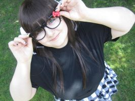 Hipster Tohru Cosplay 2 by twilightwolf360