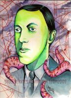 Lovecraft by skullberries