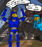 RvB: I didn't want to mess with the timeline by Lovejoy117