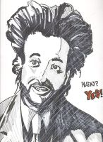 tsoukalos exclamation point by ignorant-art