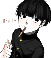 pocky mob by chizucube