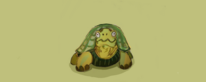 Inactivity Turtle by fffaron