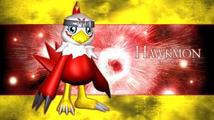 Hawkmom 3d by me by EAA123
