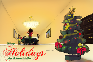 Christmas Challenge Entry 2 by MalfinisProductions
