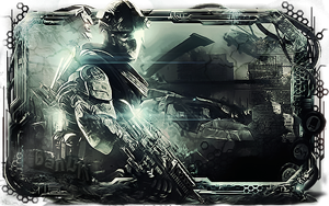 Ghost Recon GIft by CryoGfx