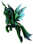 Queen Chrysalis by Purrsephone12