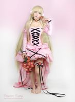 Chii - Chobits by chiquitita-cosplay