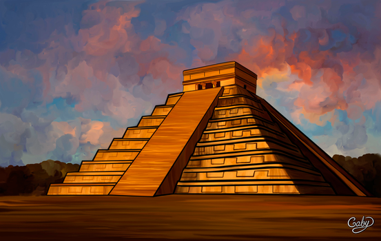 piramide by Gabiromi