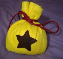 Animal Crossing Bell Bag Prop by Meerkatgirl4321