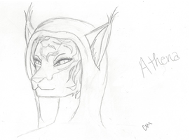 Athena by MewMew44548