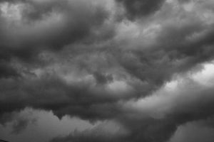 bw storm clouds texture 3121 by Moon-WillowStock