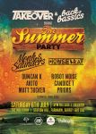 TakeOver summer flyer by BrettUK