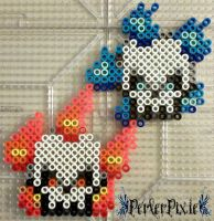 Wisps by PerlerPixie