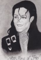THE KING OF POP by neonaries300