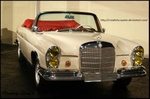 A Classic Mercedes by Creativity-Queen