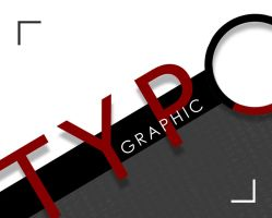 Typographic by Arifismyname