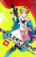 APH : Switzerland by H2O-kun
