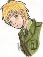 Hetalia: England:3 by bloody-hell-emo