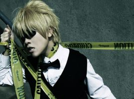 Shizuo - The Bartender is tied by dark1110