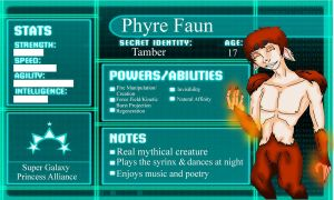 Phyre Faun by LilWicky