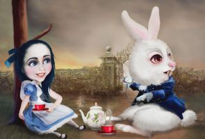 me in wonderland 2 by pilleriin