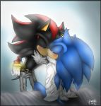 Sonadow - Good Morning Faker by BlueNeedle-Inu
