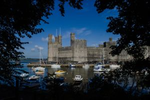 Caenarfon Castle by DegsyJonesPhoto