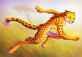 Running Wild by Neotheta