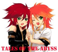 little LUKE and ASCH by raviravi228