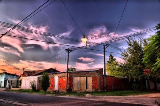 Baradero HDR by nicosolo
