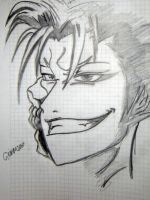 Grimmjow by hate92