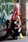 Guilty Crown: Don't Mess with Us by HRecycleBin