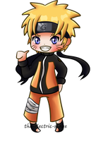 naruto chibi by the-electric-mage