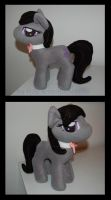 My little Pony Octavia Plush by Rainbow-Kite